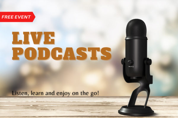 Live Podcasts - NACPT