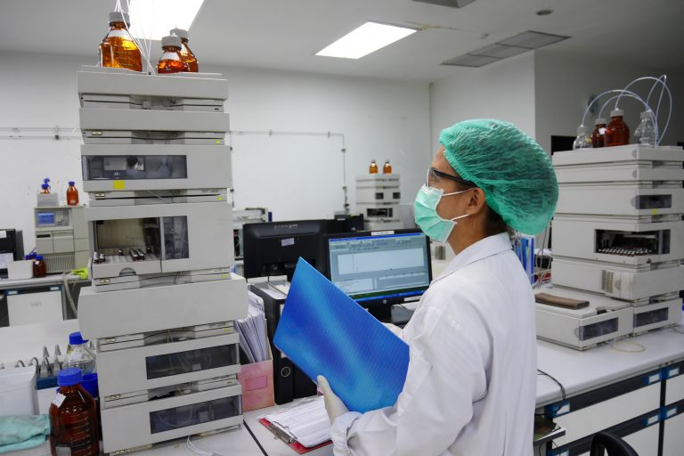 High-Performance Liquid Chromatography (HPLC)