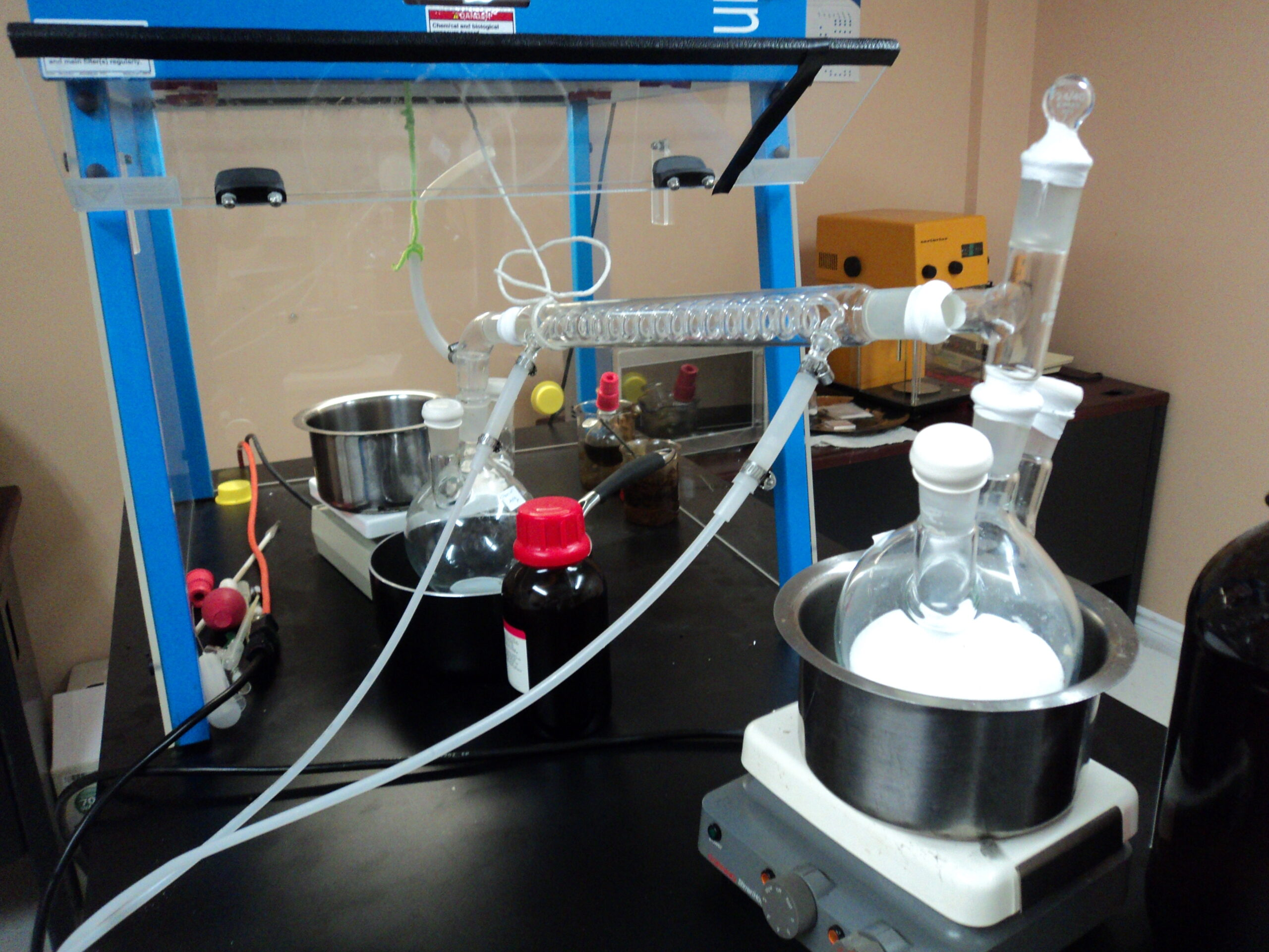 Research and Development Lab